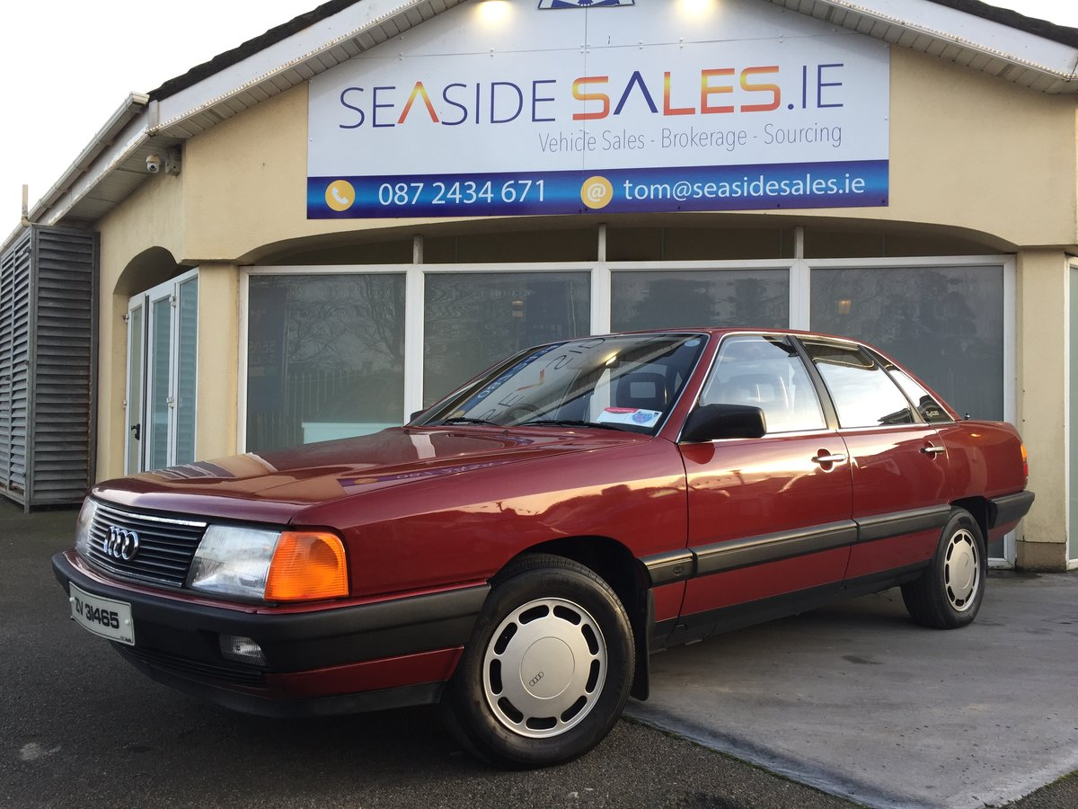 1983 Audi 100 2.1 CS For Sale   Car And Classic