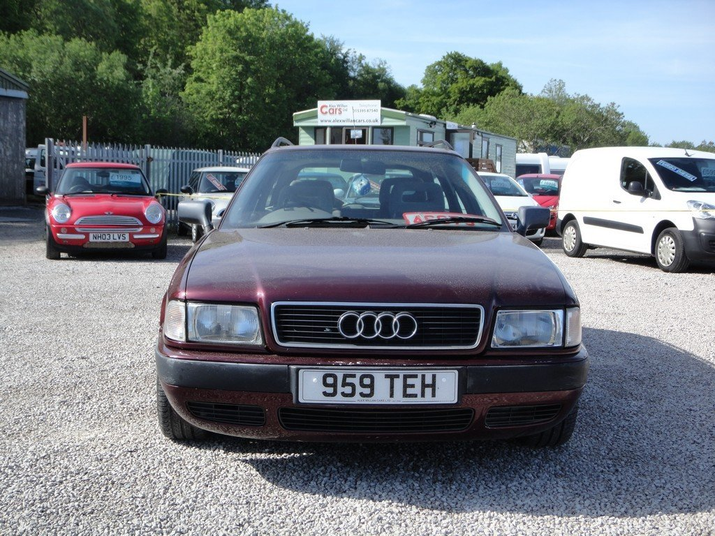 1995 AUDI 80 AVANT 1.9 TDI LOW RIDER For Sale (picture 2 of 12)