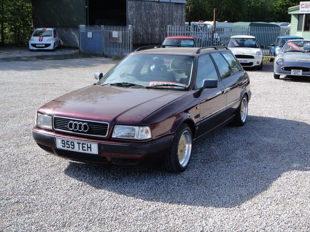 1995 AUDI 80 AVANT 1.9 TDI LOW RIDER For Sale (picture 3 of 12)