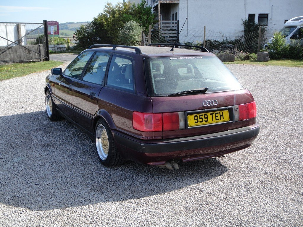 1995 AUDI 80 AVANT 1.9 TDI LOW RIDER For Sale (picture 4 of 12)