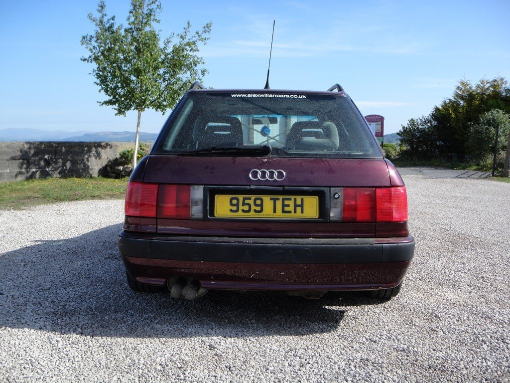 1995 AUDI 80 AVANT 1.9 TDI LOW RIDER For Sale (picture 5 of 12)