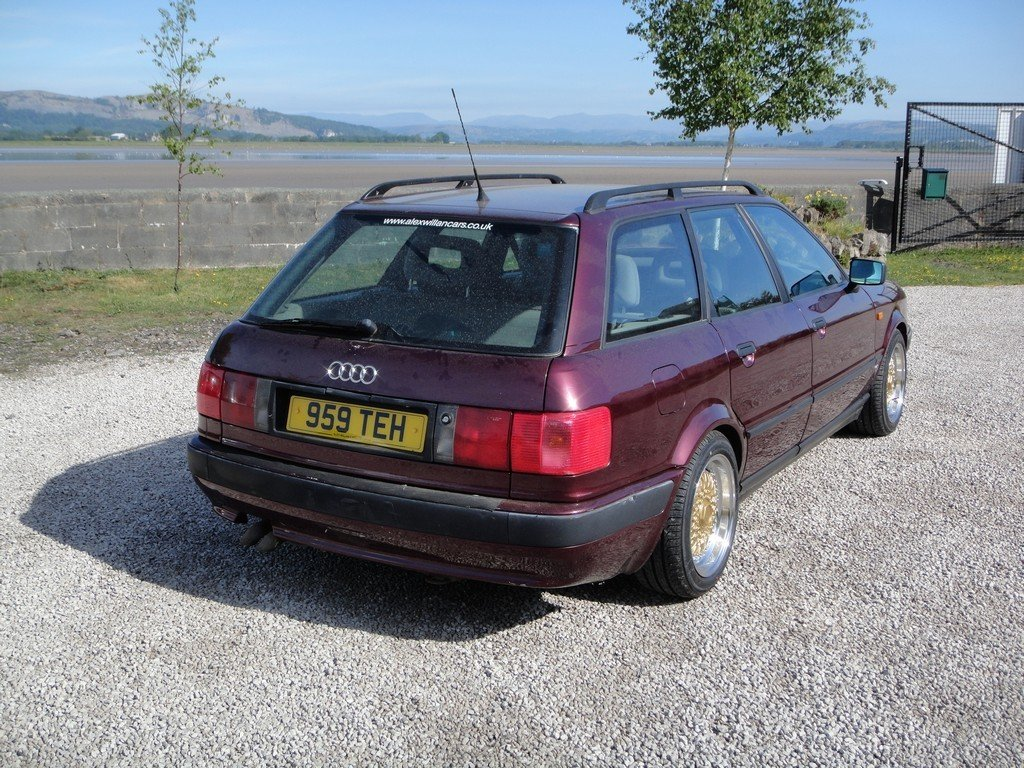 1995 AUDI 80 AVANT 1.9 TDI LOW RIDER For Sale (picture 6 of 12)