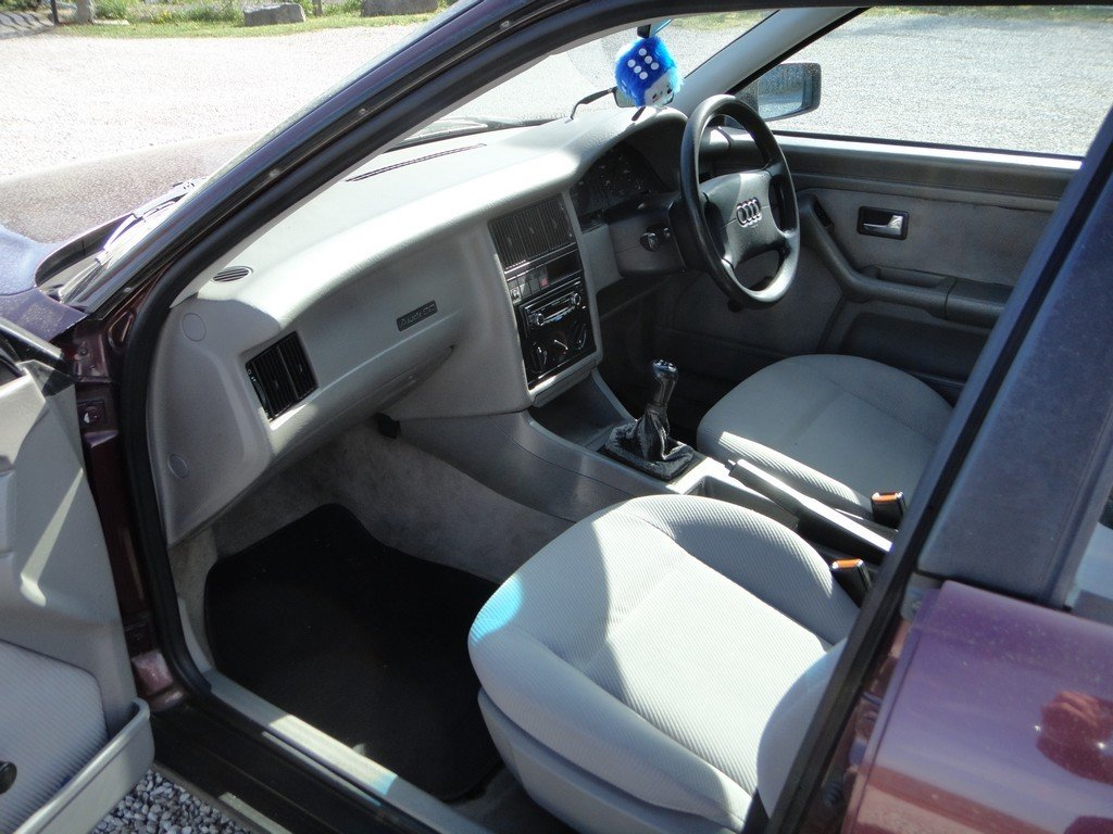 1995 AUDI 80 AVANT 1.9 TDI LOW RIDER For Sale (picture 8 of 12)