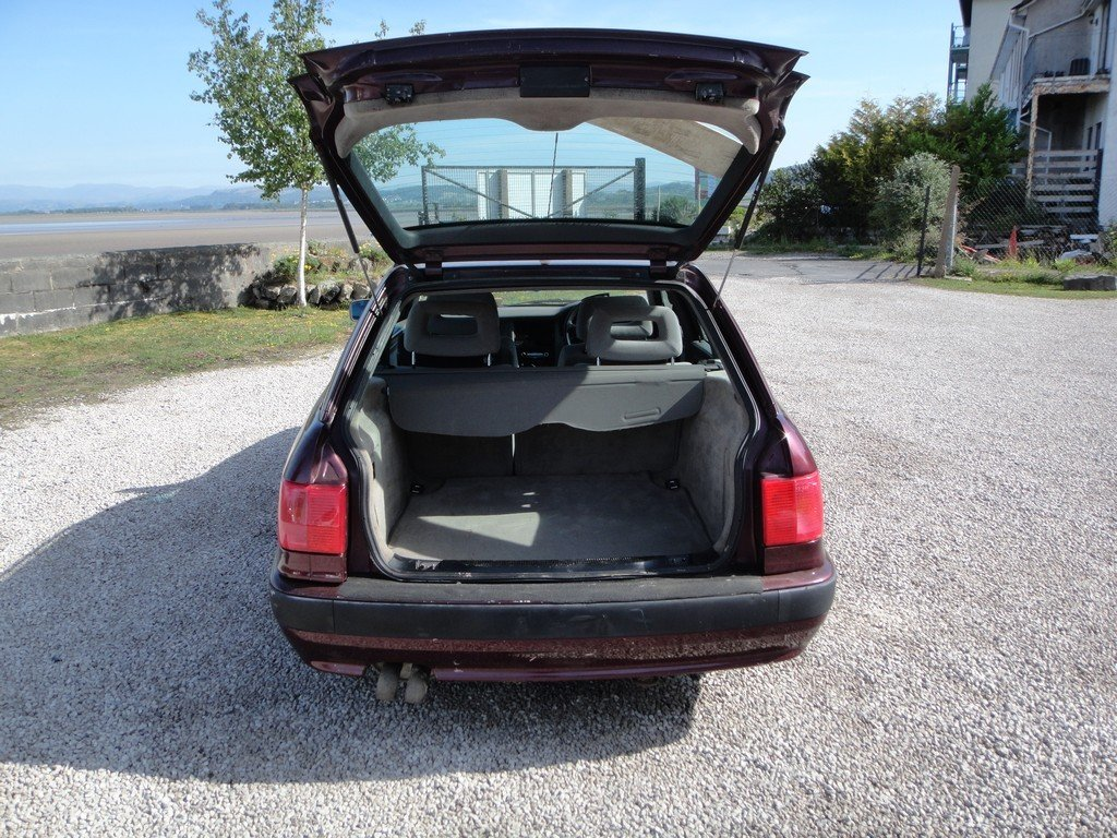 1995 AUDI 80 AVANT 1.9 TDI LOW RIDER For Sale (picture 11 of 12)