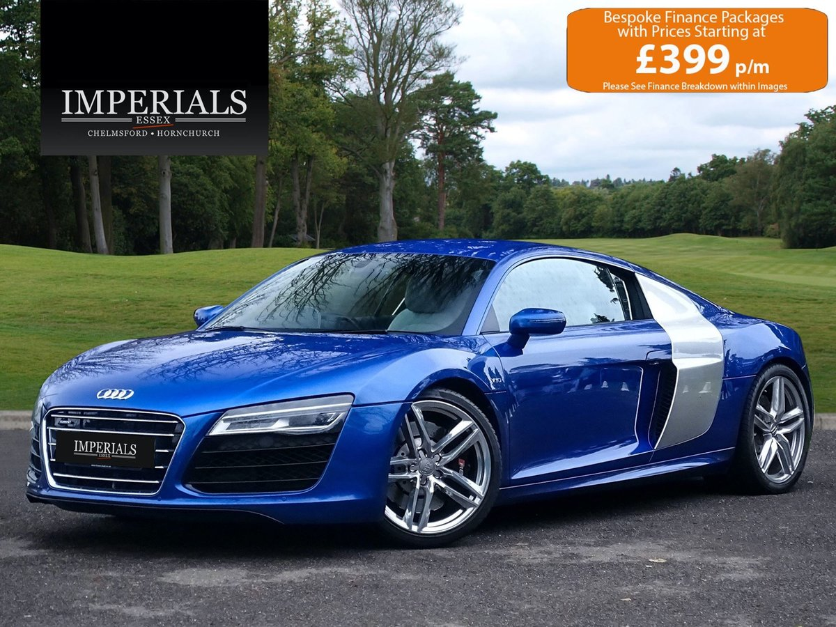 2015 Audi R8 SOLD (picture 1 of 20)