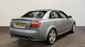 Audi A4 1.8 T S-line 190bhp low mileage