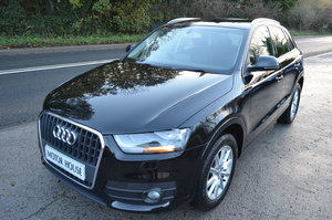 Picture of 2014 AUDI Q3 SE TDI ONLY 36000 MILES SERVICE HISTORY For Sale