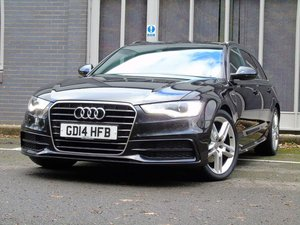Picture of 2014 Audi A6 Avant 2.0 TDI ultra S line S Tronic 5dr SOLD