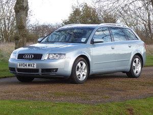 Audi A4 1.9 TDi Avant 6 Speed Full Service History