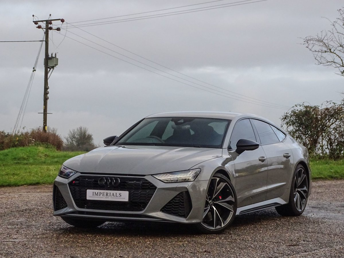 2020 Audi RS7 SOLD (picture 1 of 20)