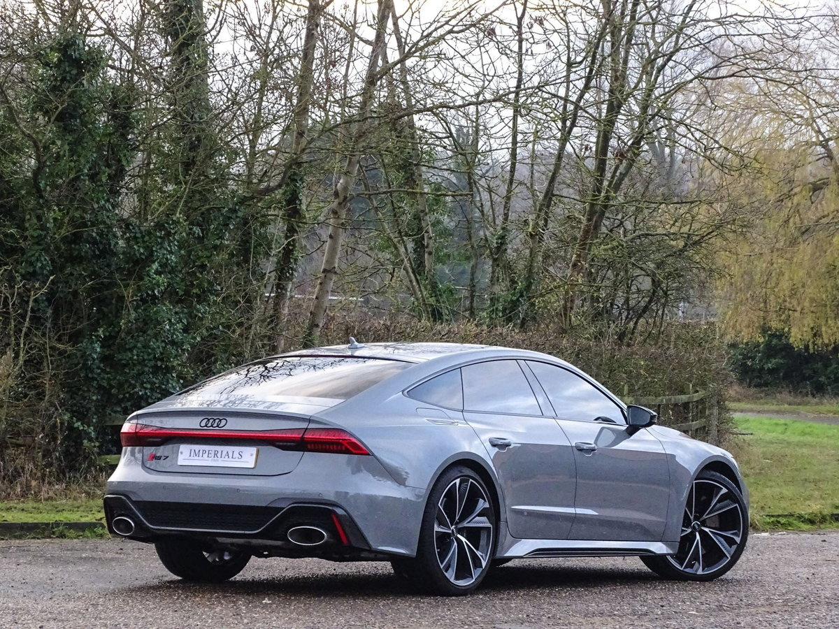 2020 Audi RS7 SOLD (picture 5 of 20)
