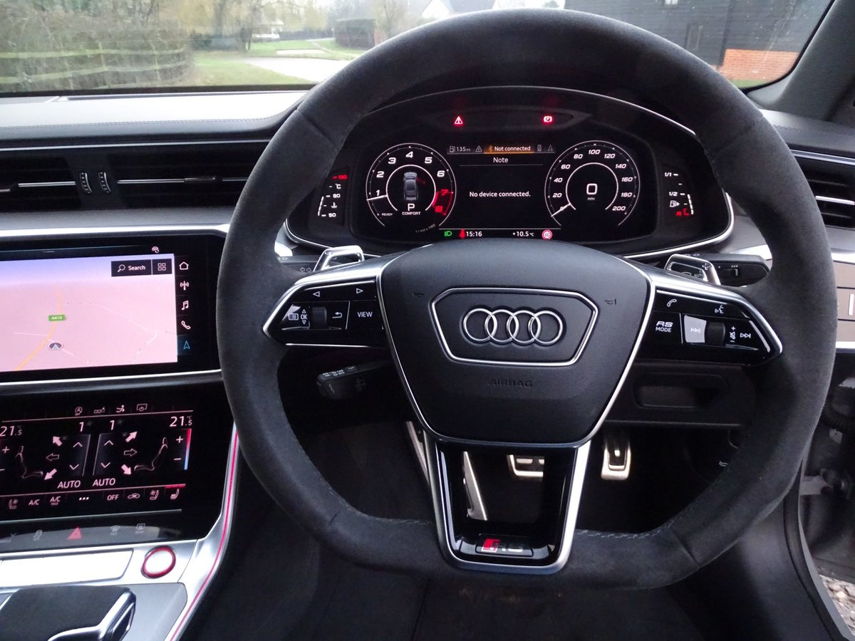 2020 Audi RS7 SOLD (picture 8 of 20)