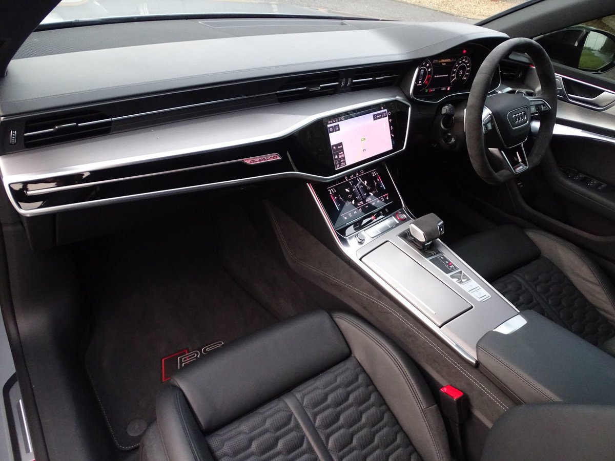 2020 Audi RS7 SOLD (picture 13 of 20)