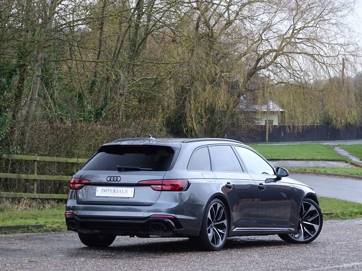 2019 Audi RS4 AVANT SOLD (picture 4 of 20)