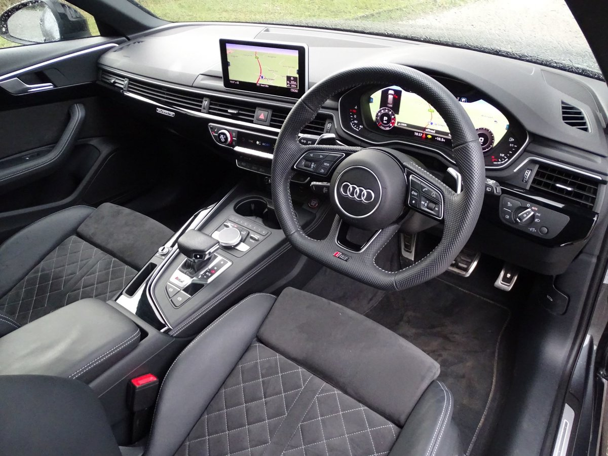 2019 Audi RS4 AVANT SOLD (picture 17 of 20)