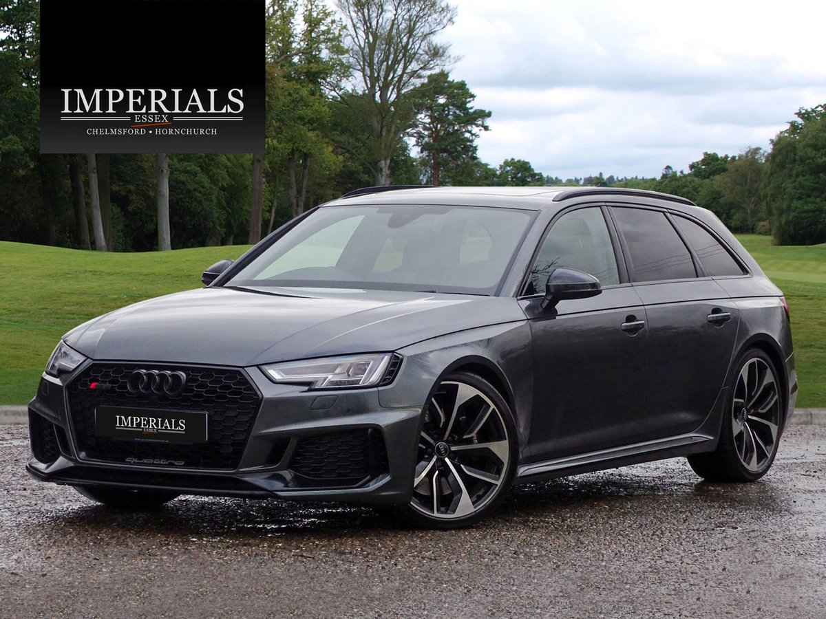 2019 Audi RS4 AVANT SOLD (picture 1 of 20)