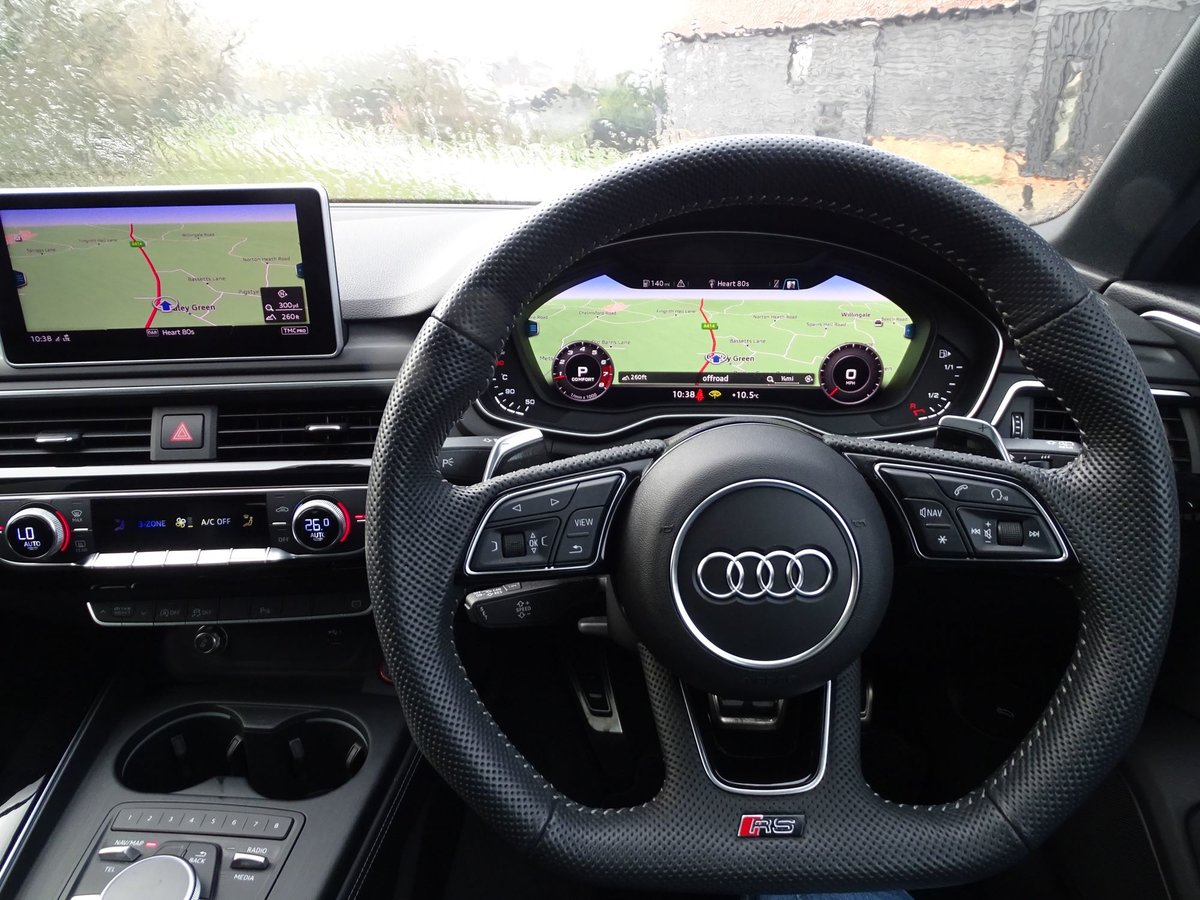 2019 Audi RS4 AVANT SOLD (picture 7 of 20)