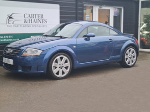 Picture of 2004 Mauritius Blue with Full Blue Leather SOLD