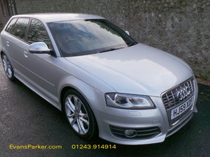 S3 2.0 TFSI quattro Sportback Manual 2009 59 Unmodified