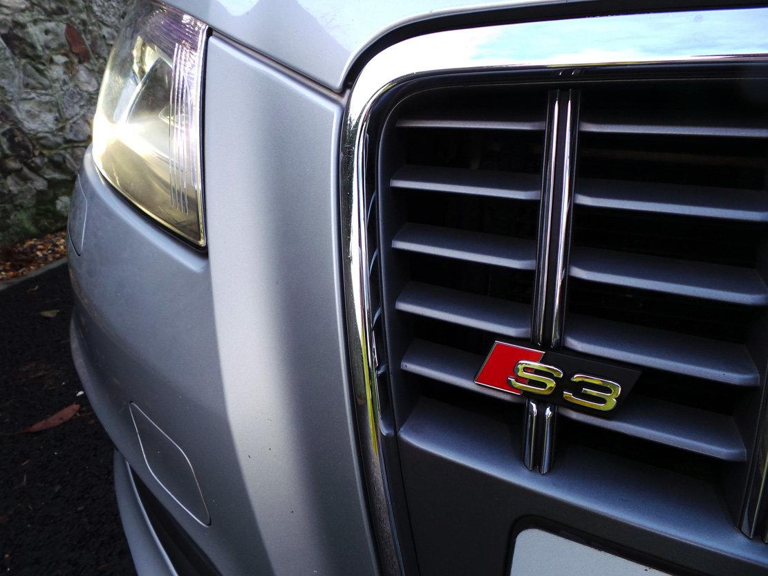 S3 2.0 TFSI quattro Sportback Manual 2009 59 Unmodified For Sale (picture 7 of 12)