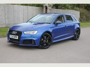 Picture of 2016 Audi RS3 2.5 TFSI Sportback S Tronic quattro 5dr (Nav) MILLT For Sale