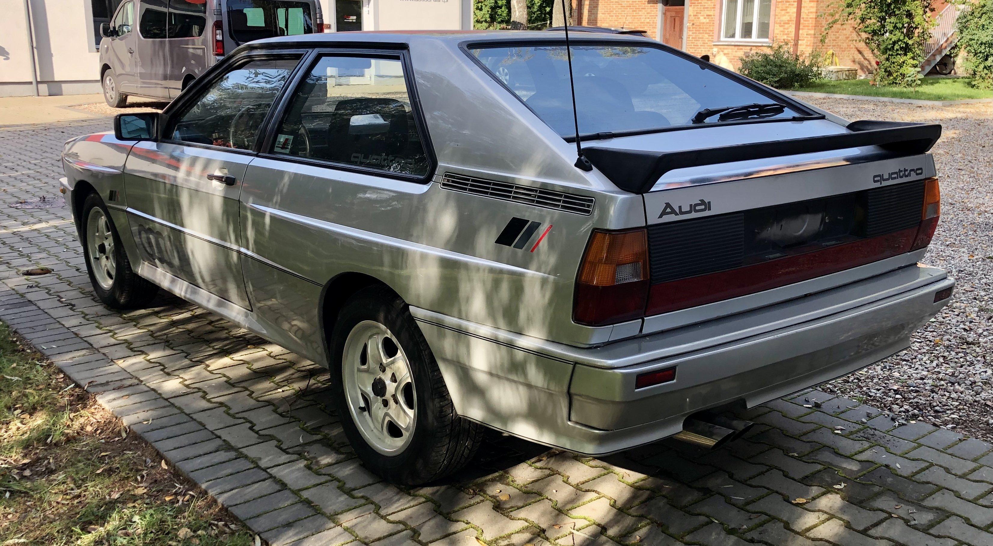 Picture of 1981 Audi Quattro - barnfind! For Sale