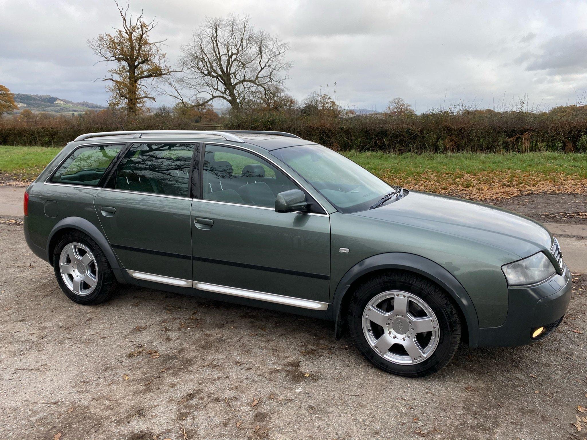 Immaculate, fully overhauled Audi Allroad
