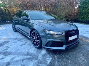 £53,950 : 2016 AUDI RS6 AVANT QUATTRO PLUS