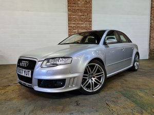Audi rs4 saloon 4.2 v8 74k original condition