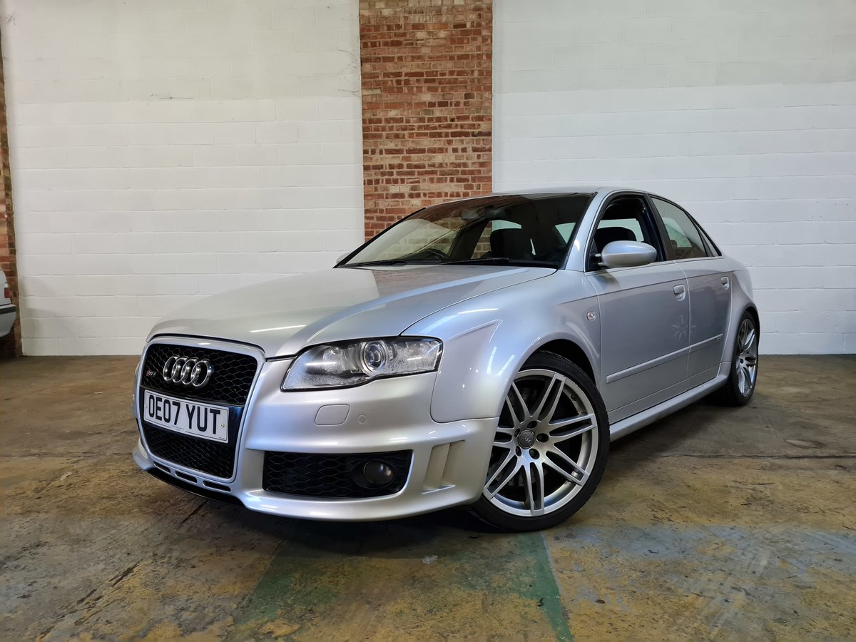 2007 Audi rs4 saloon 4.2 v8 74k original condition For Sale (picture 3 of 10)