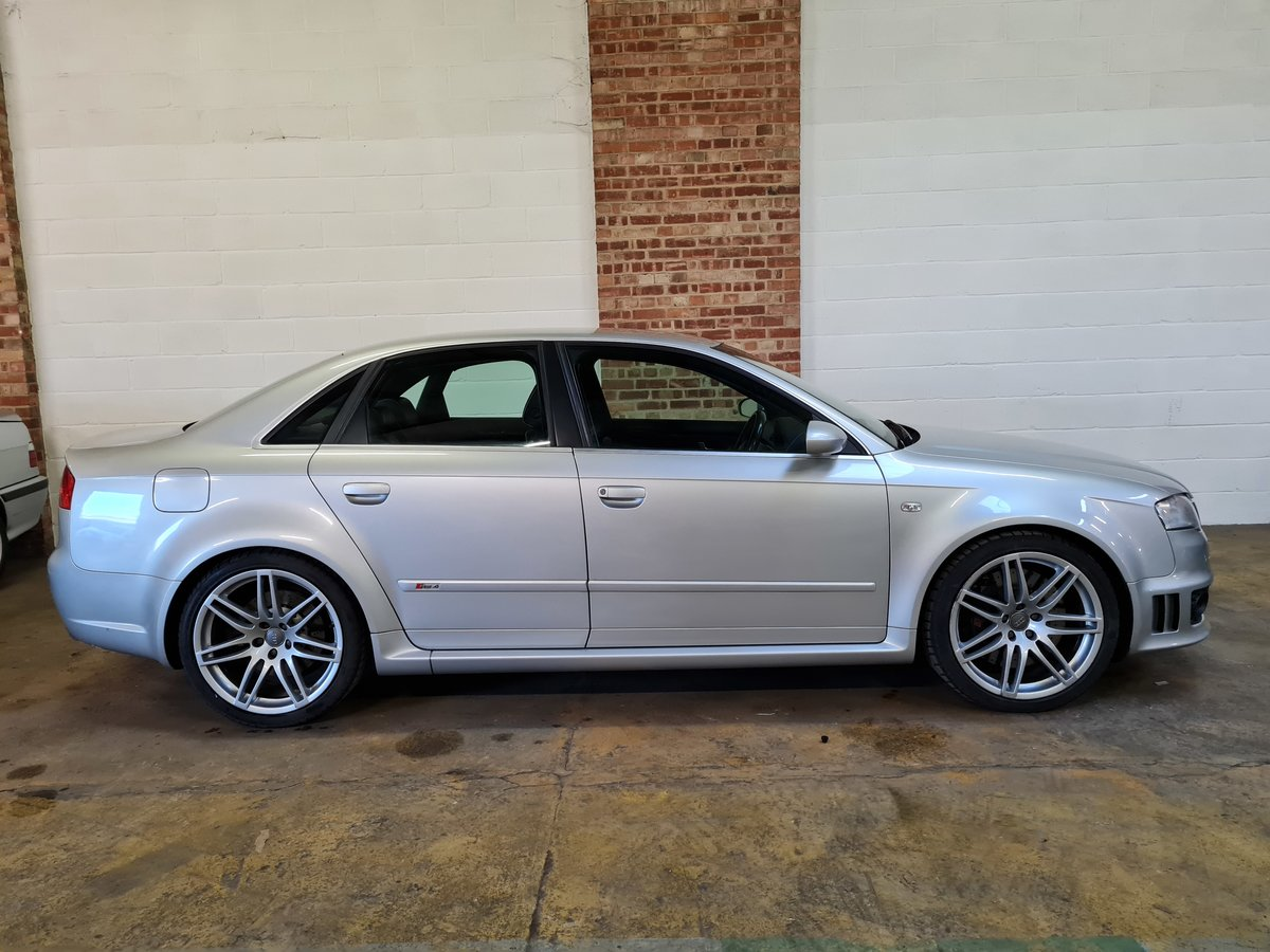 2007 Audi rs4 saloon 4.2 v8 74k original condition For Sale (picture 4 of 10)