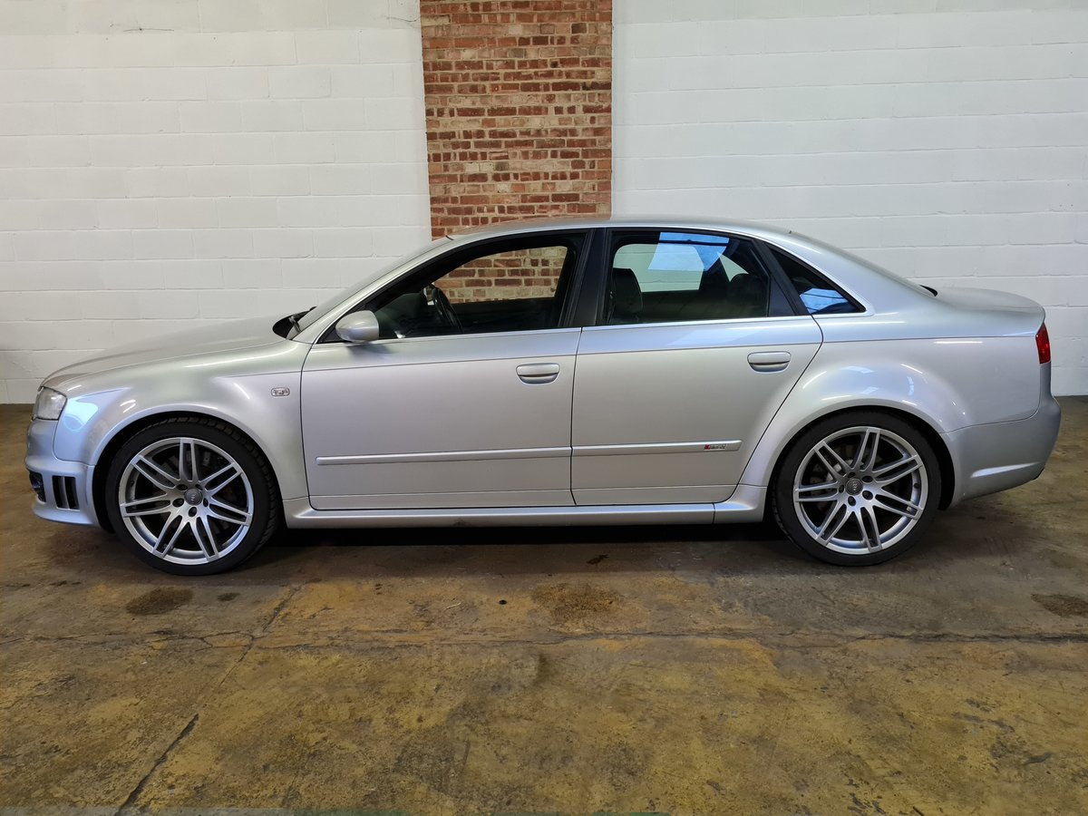2007 Audi rs4 saloon 4.2 v8 74k original condition For Sale (picture 5 of 10)