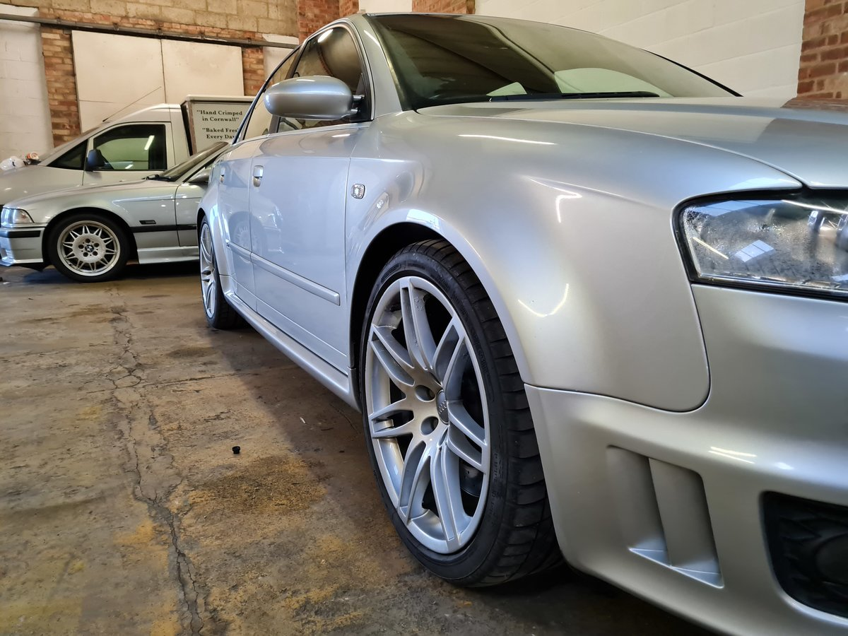 2007 Audi rs4 saloon 4.2 v8 74k original condition For Sale (picture 9 of 10)