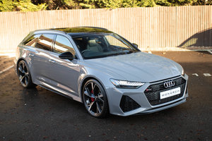Picture of 2020 /20 RS6 Launch Edition