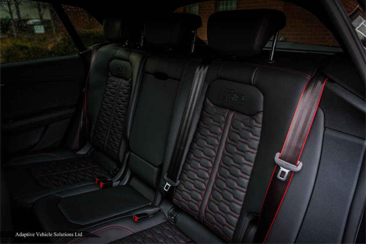 2020 Save £5000 Off Audi RS Q8 Carbon Black - Pan Roof For Sale (picture 9 of 12)