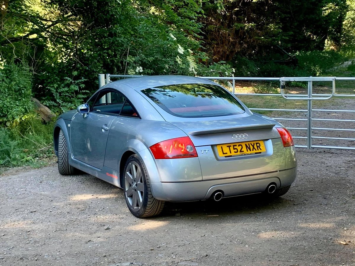 2002 Audi TT 225 Quattro For Sale (picture 2 of 4)