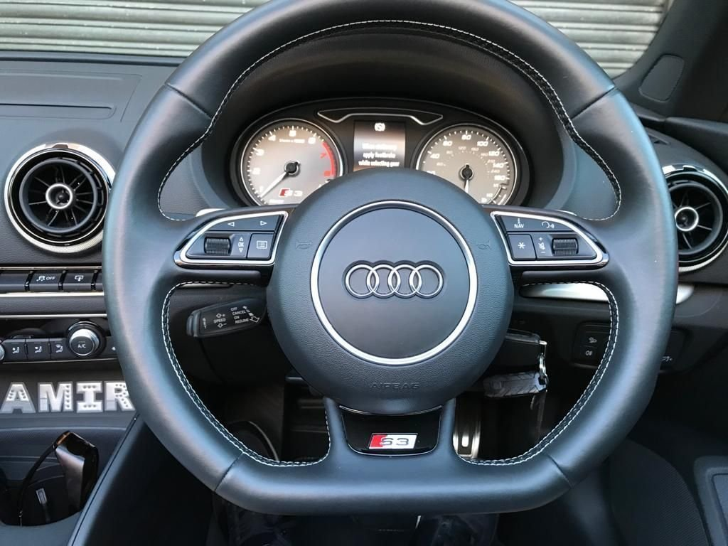 2016 Audi cabriolet with low mileage For Sale (picture 2 of 6)