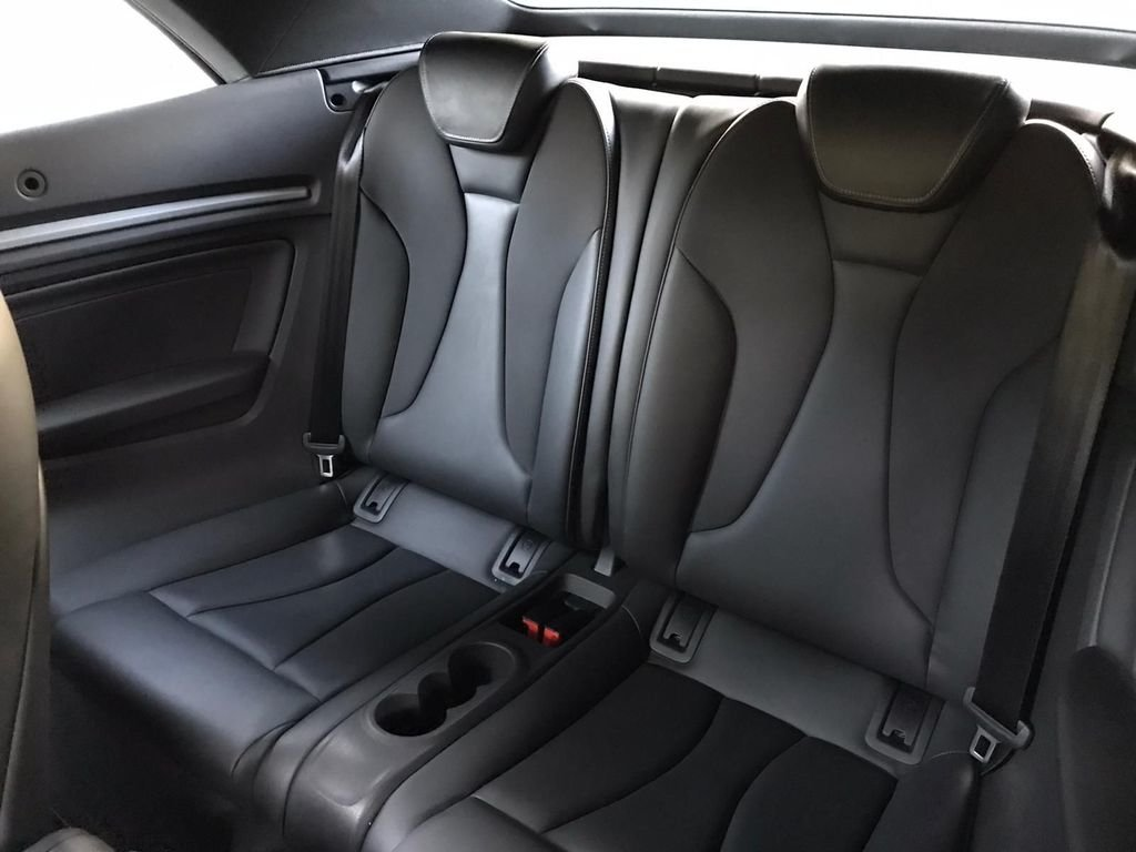 2016 Audi cabriolet with low mileage For Sale (picture 4 of 6)
