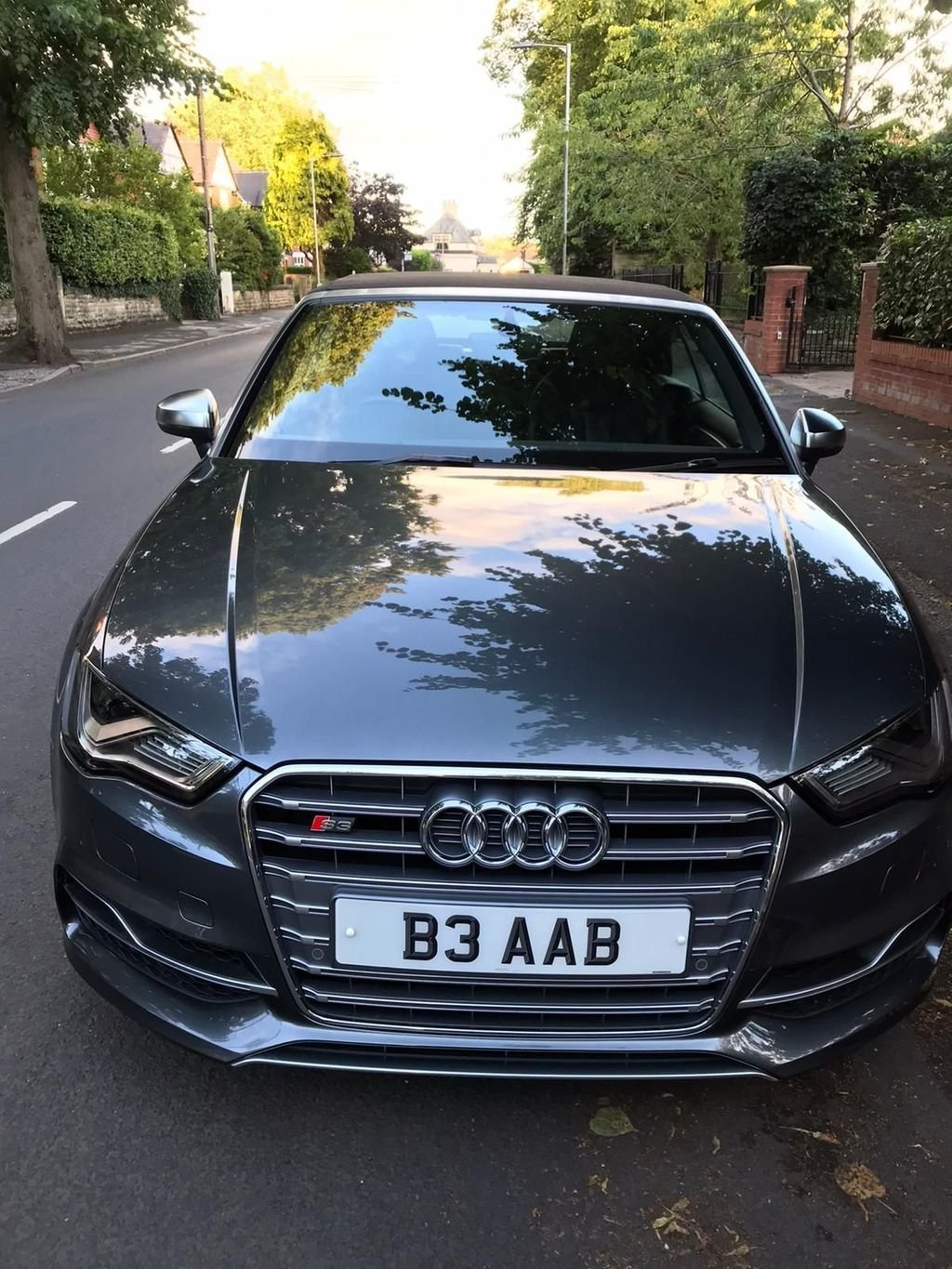 2016 Audi cabriolet with low mileage For Sale (picture 6 of 6)