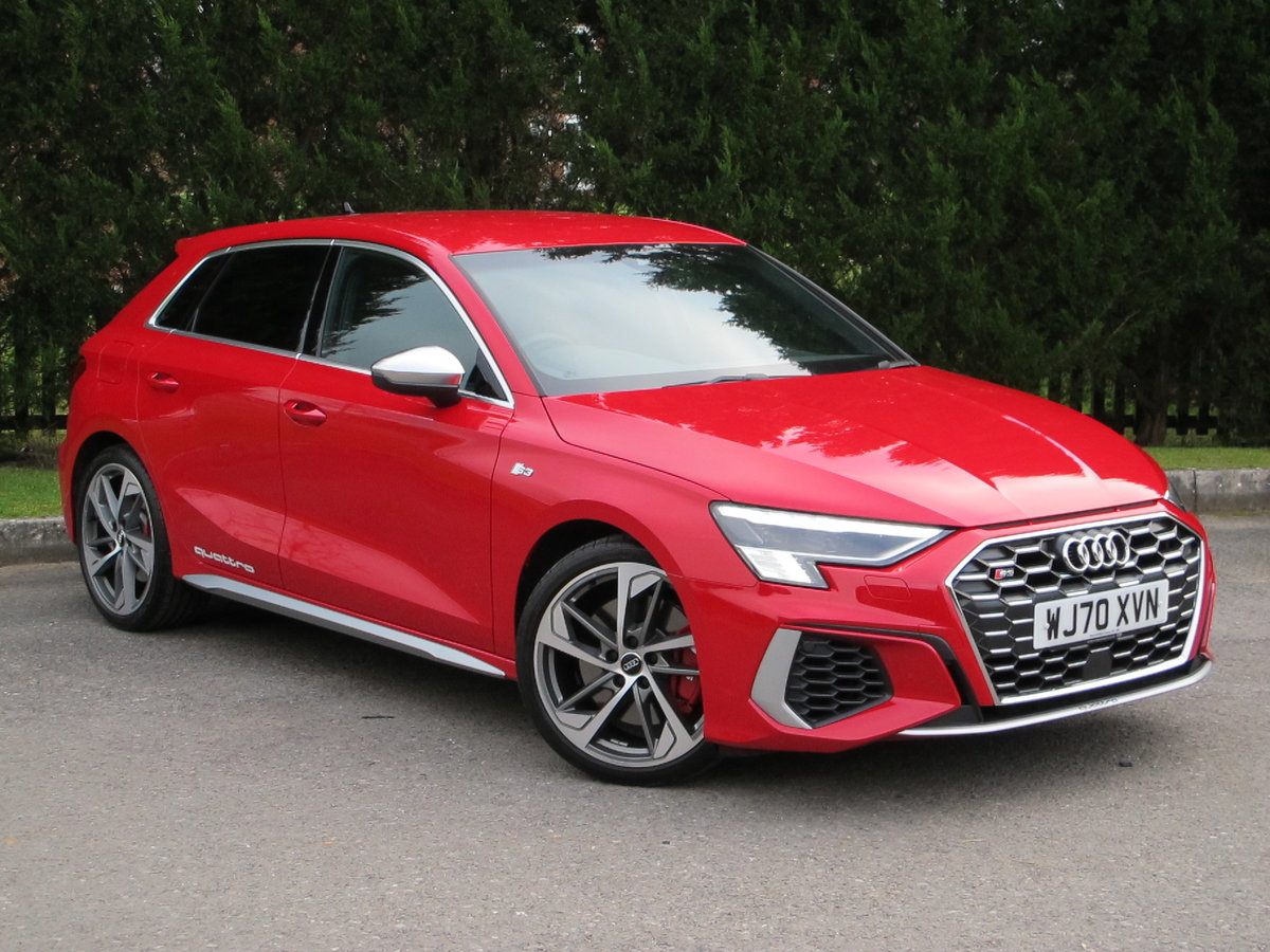 2020 Audi S3 310PS Sportback quattro S Tronic For Sale ...