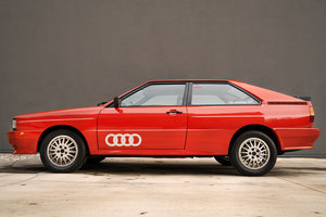 Picture of AUDI QUATTRO TURBO - 1982 For Sale