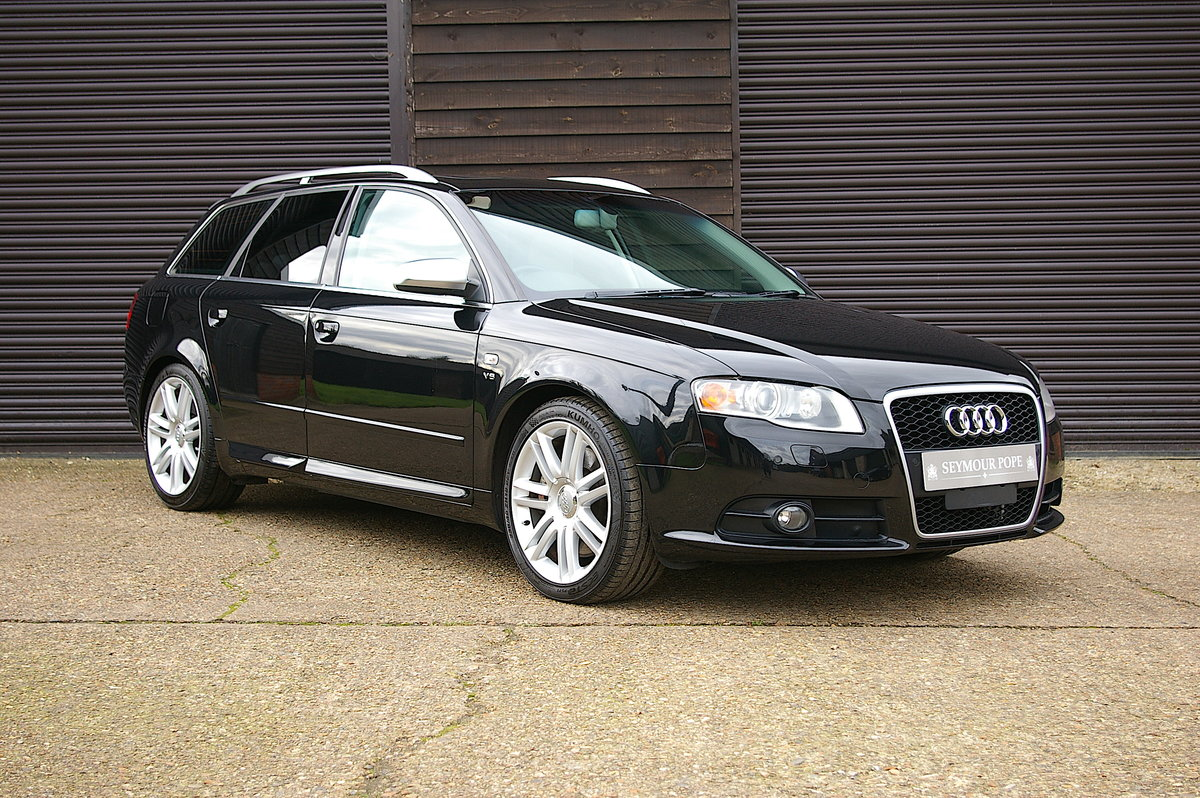 2007 Audi B7 S4 4.2 V8 Quattro Avant Automatic (44,965 miles) For Sale (picture 1 of 12)
