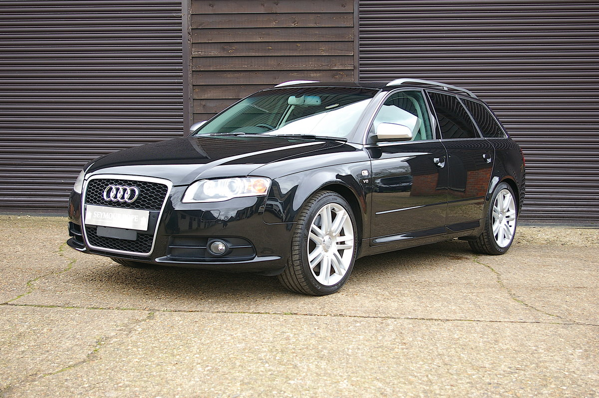 2007 Audi B7 S4 4.2 V8 Quattro Avant Automatic (44,965 miles) For Sale (picture 2 of 12)