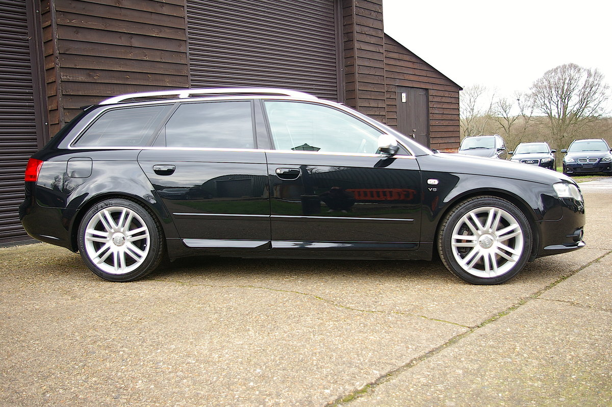 2007 Audi B7 S4 4.2 V8 Quattro Avant Automatic (44,965 miles) For Sale (picture 4 of 12)
