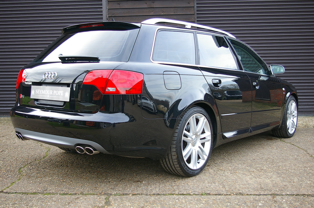 2007 Audi B7 S4 4.2 V8 Quattro Avant Automatic (44,965 miles) For Sale (picture 5 of 12)