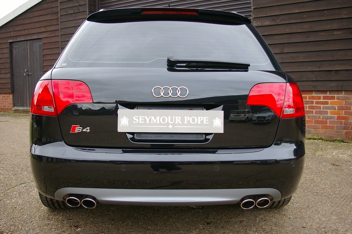 2007 Audi B7 S4 4.2 V8 Quattro Avant Automatic (44,965 miles) For Sale (picture 6 of 12)