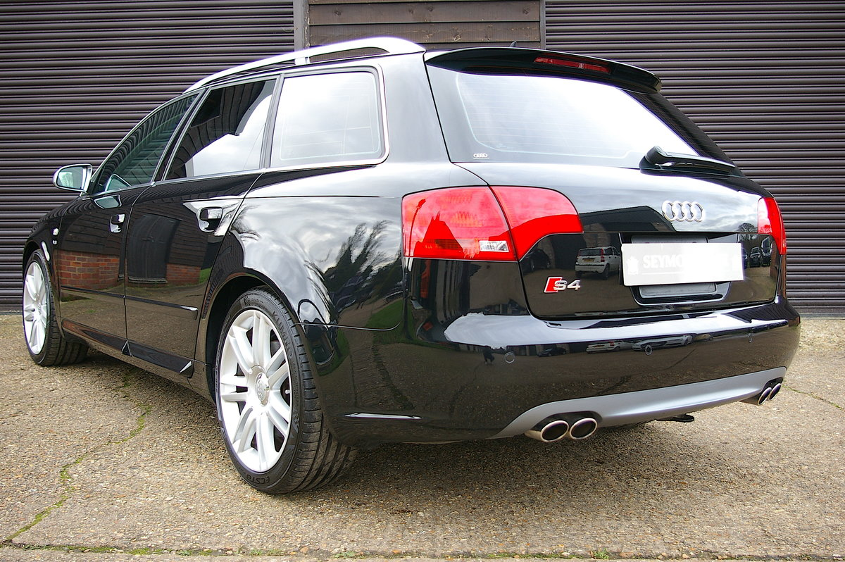 2007 Audi B7 S4 4.2 V8 Quattro Avant Automatic (44,965 miles) For Sale (picture 7 of 12)