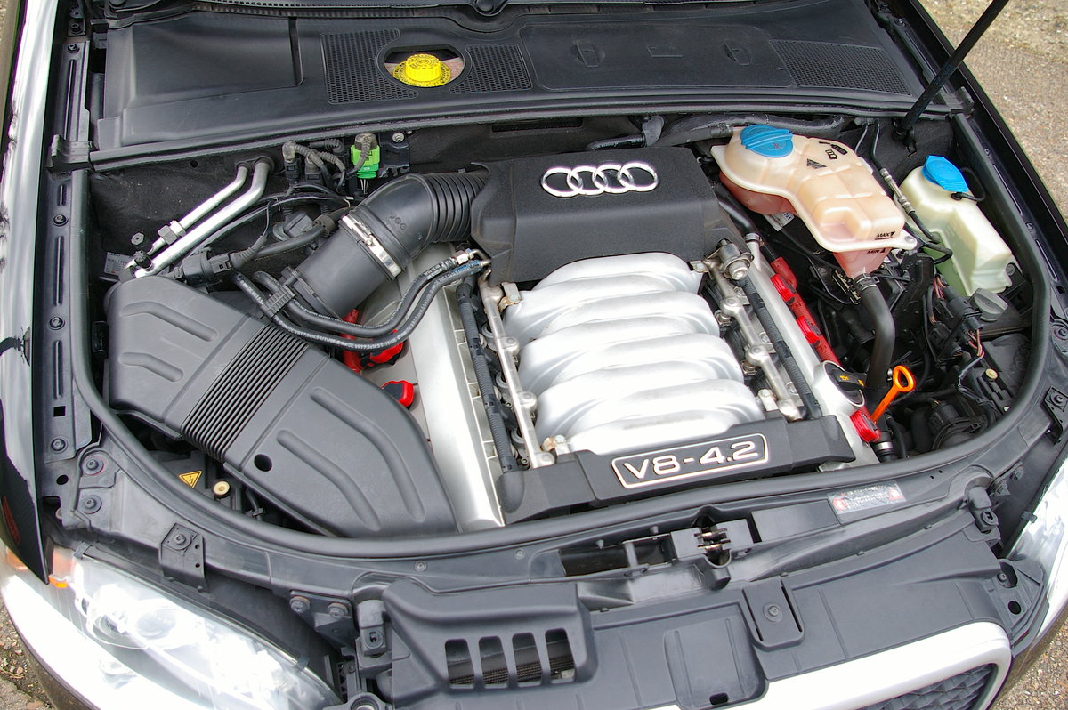 2007 Audi B7 S4 4.2 V8 Quattro Avant Automatic (44,965 miles) For Sale (picture 12 of 12)