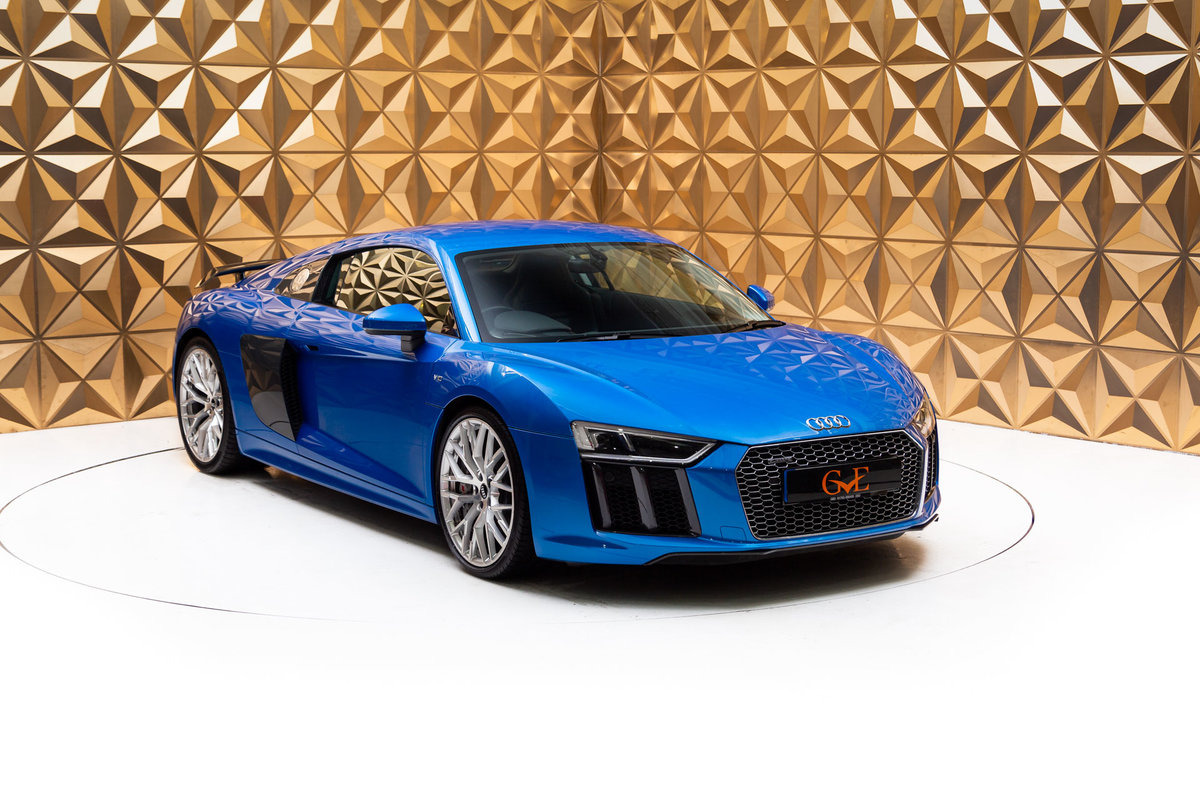 2016 Audi R8 V10 Plus For Sale (picture 1 of 11)