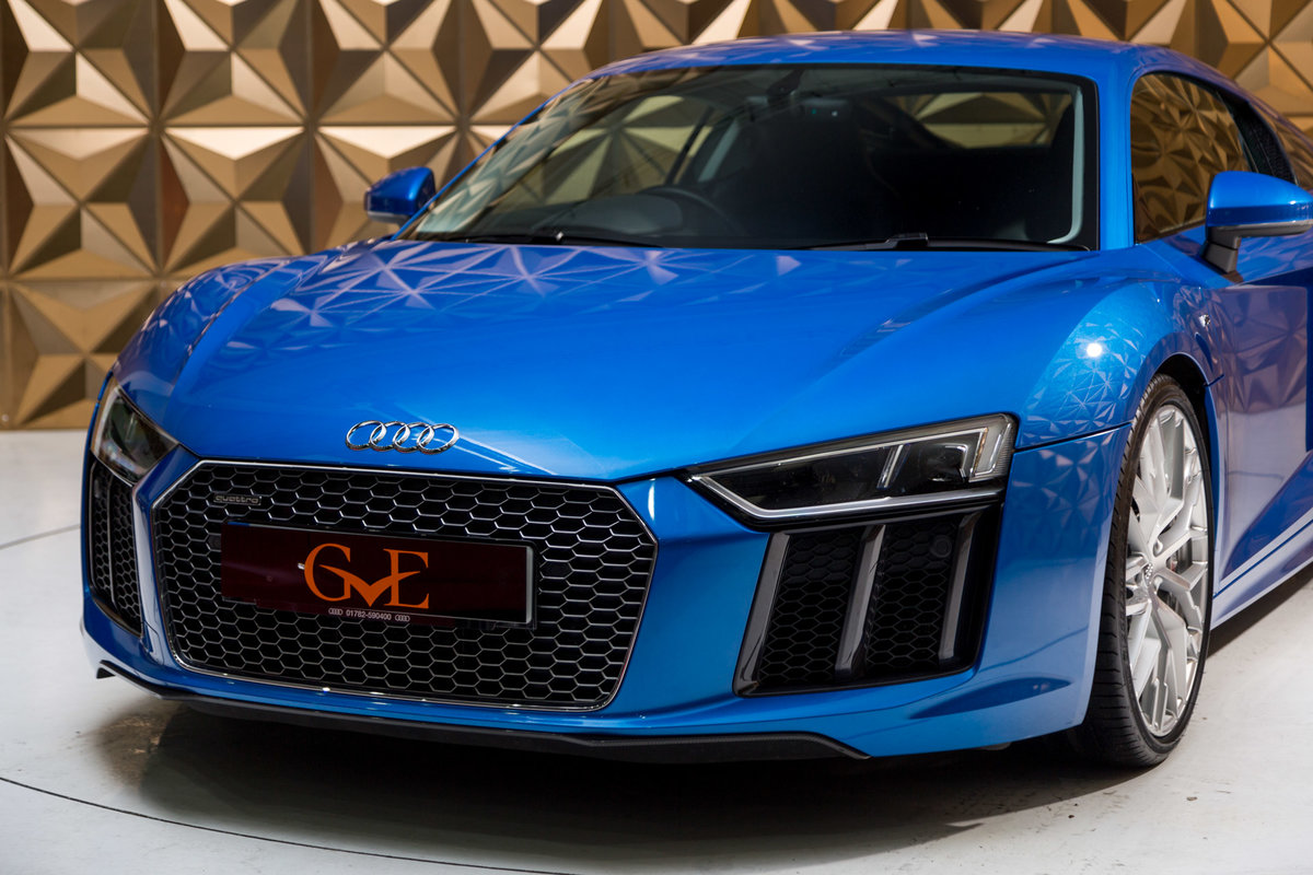 2016 Audi R8 V10 Plus For Sale (picture 4 of 11)